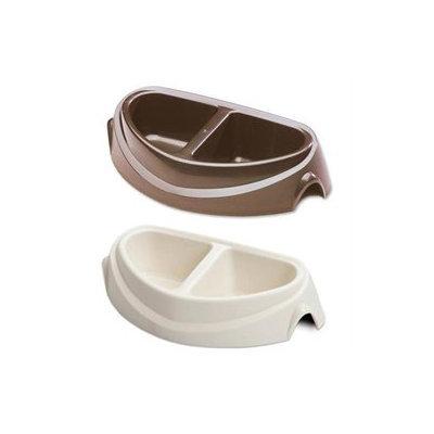 Doskocil Small Heavyweight Microban Double Dish 23180