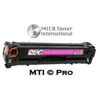 MICR Toner International MTI PRO HP CE413A Compatible Magenta Toner Cartridge (HP 305A Magenta) for HP Laserjet Pro Printers: M251n, M276n, M251nw, M276nw