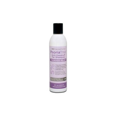 Wm Distribution Coal Tar Shampoo Psoriatrax- 25% Coal Tar Solution 8oz (Equivalent to 5% Coal Tar) - 5 to 10 Stronge