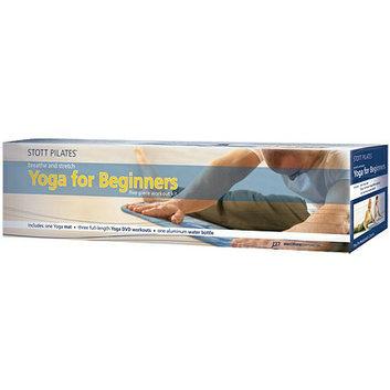 STOTT PILATES Yoga for Beginners Workout Kit