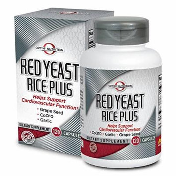 Optim Nutrition Red Yeast Rice Plus (120 caps)