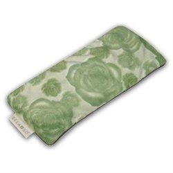 Relaxso EPBVS AntiStress Eye Pillow#44; Floral Plush Sage