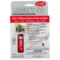 Durvet 044-600559 Liberty 50 Xl Dog With Igr