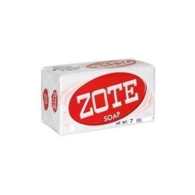 Zote Soap Pink 7 Oz Pack Of 50