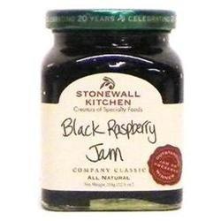 Stonewall Kitchen Black Rasberry Jam 12.5 oz