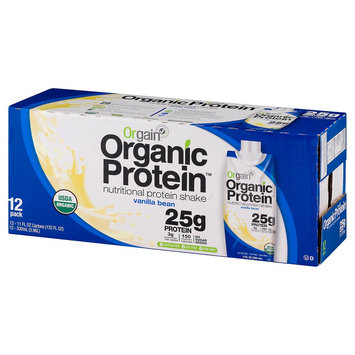 Orgain, Inc. Orgain 25G Organic Protein Shake Vanilla