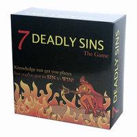 Kheper Games LLC 7 Deadly Sins, The Game, 1 ea