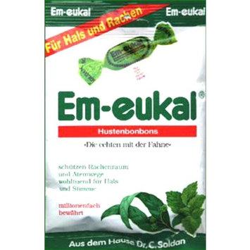 Dr. Soldan Em-Eukal Klassich (Cough Drops, US), 2.6-Ounce Bags (Pack of 20)