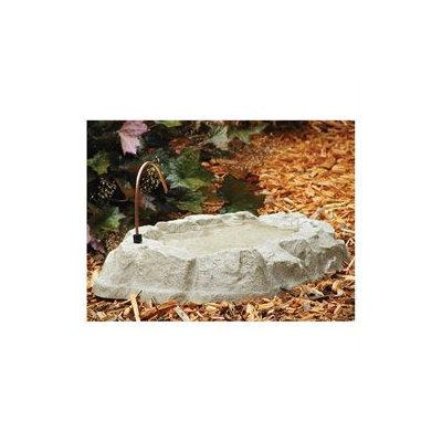 Bird's Choice Rocky Mountain Bird Bath w/ Dripper