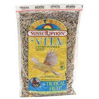 Sun Seed Vita Canary Formula Bird Food