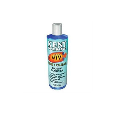 Topdawg Pet Supplies Kent Marine Pro Clear Marine Clarifier: 8 oz