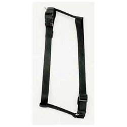 Tuff Collar Medium Nylon Adjustable Harness - 3/4