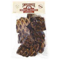 Smokehouse Dog Treat Usa Made Beef Munchies 8oz