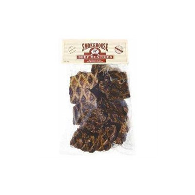 Smokehouse Dog Treat Usa Made Beef Munchies 8oz