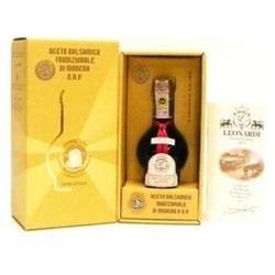 Acetaia Leonardi Extra Vecchio Balsamic Vinegar of Modena DOP 3.38 oz