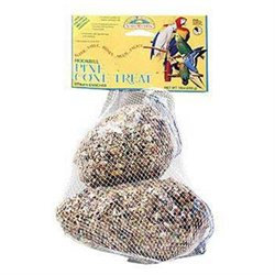 Sun Seed Company BSS13206 Multi Pack Pine Cone Treat