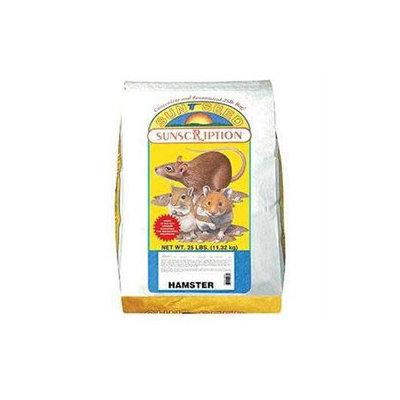 Sunseed Sun Seed Company SSS90035 Hamster Mix 25lb