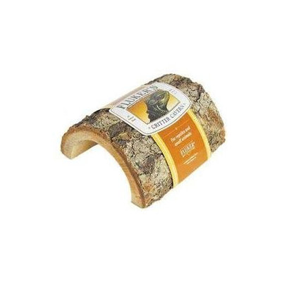Fluker Labs SFK59001 Half Log Hideout Medium