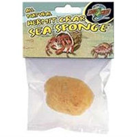 Zoo Med Laboratories SZMHC50 Hermit Crab Sponges 36 Pieces Counter Display