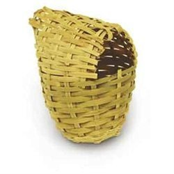 SUPERPET PETS INTERNATIONAL BSR86032 Bamboo Nest For Finch