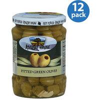 Kvuzat Yavne Pitted Green Olives