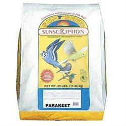 Sunseed Sun Seed Company BSS30012 Parakeet Economy