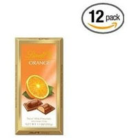 Lindt Milk Chocolate Orange Filling