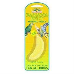 Sun Seed Company BSS22016 Banana Best Mineral Treat