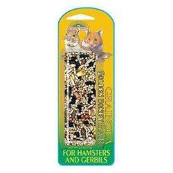 Sun Seed Company .Sun Seed Grainola Bar Hamster/Gerbil Honey (2.5-oz Blister Pack)