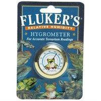 Fluker Labs SFK34132 Round Hygrometer