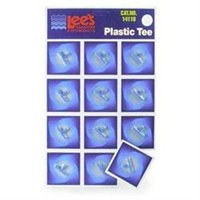 Lees Aquarium Lees Pet Products ALE14110 Plastic Tee