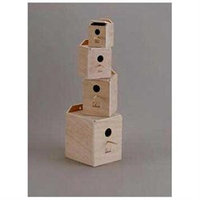 PREVUE PET PRODUCTS BPV1103 Parakeet Inside Nest Box