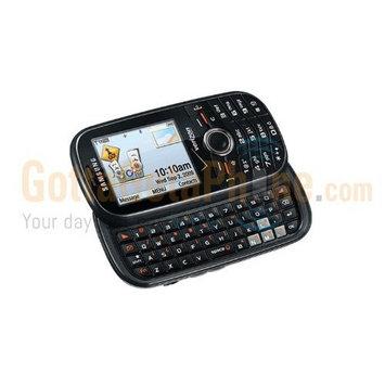 Verizon Samsung Intensity U450 No Contract MP3 QWERTY Camera Phone Black