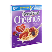 Cheerios Berry Burst Cereal