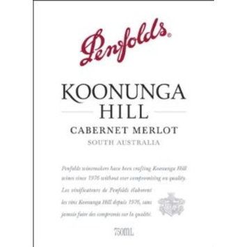 2006 Penfolds Koonunga Hill Cabernet Merlot Australia 750ml