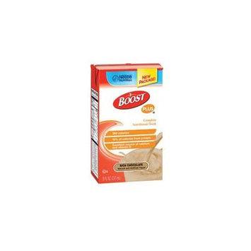 BOOST PLUS, Chocolate 237 mL (8 fl oz) Tetra Briks, 27/case