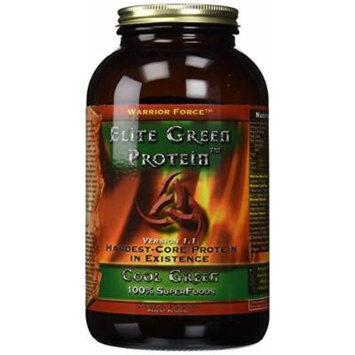 HealthForce Elite Green Protein Cool Green 500 gm