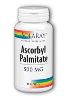 Solaray Ascorbyl Palmitate (500mg) 60 caps