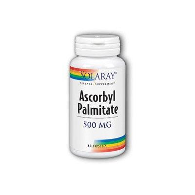 Solaray Ascorbyl Palmitate (500mg) 60 caps