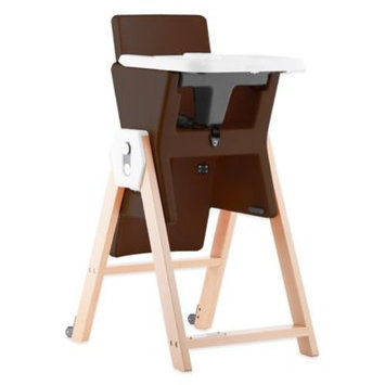 Joovy HiLo Highchair in Dark Brown