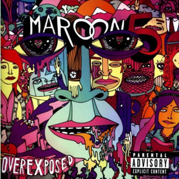 A & M / Octone Maroon 5 - Overexposed (Parental Advisory)
