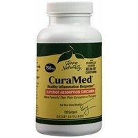 Terry Naturally CuraMed 750 mg, Softgels 120 ea