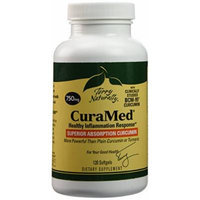 Terry Naturally CuraMed 750 mg, Softgels 120 ea