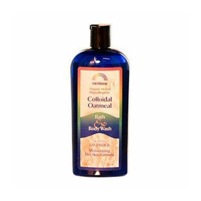 Rainbow Research Colloidal Oatmeal Bath and Body Wash Lavender 12 fl oz