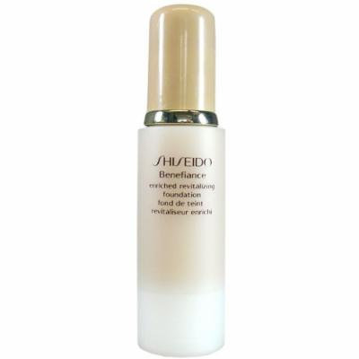 Benefiance Enriched Revitalizing Foundation - I6 Natural Deep Ivory - 30ml/1oz by Unknown