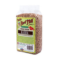 Bob's Red Mill Organic Buckwheat Toasted Kasha, 18-Ounce Packages (Pack of 4)