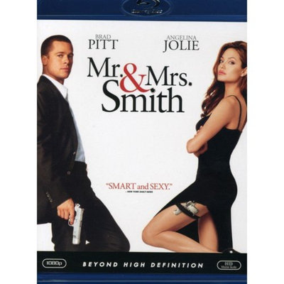 Mr. And Mrs. Smith (Blu-ray) (Widescreen)