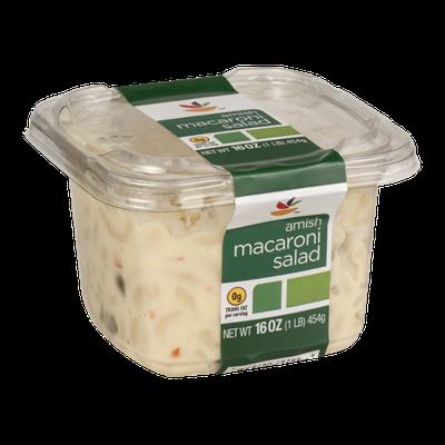 Ahold Amish Macaroni Salad