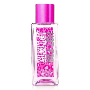 Victoria's Secret Pink Wild Berry And Honeysuckle Body Mist