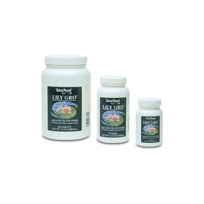 Tetra Pond LilyGro Aquatic Plant Food 25 Tablets